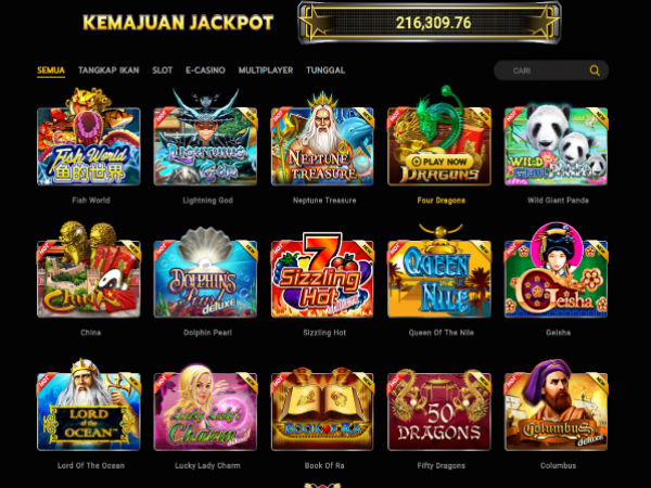 Agen OSG777 Judi Slot Online