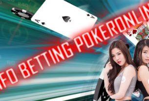 Info Seputar Betting Poker Online Terbaru