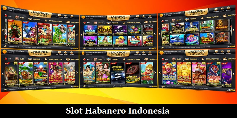 Slot Habanero Indonesia